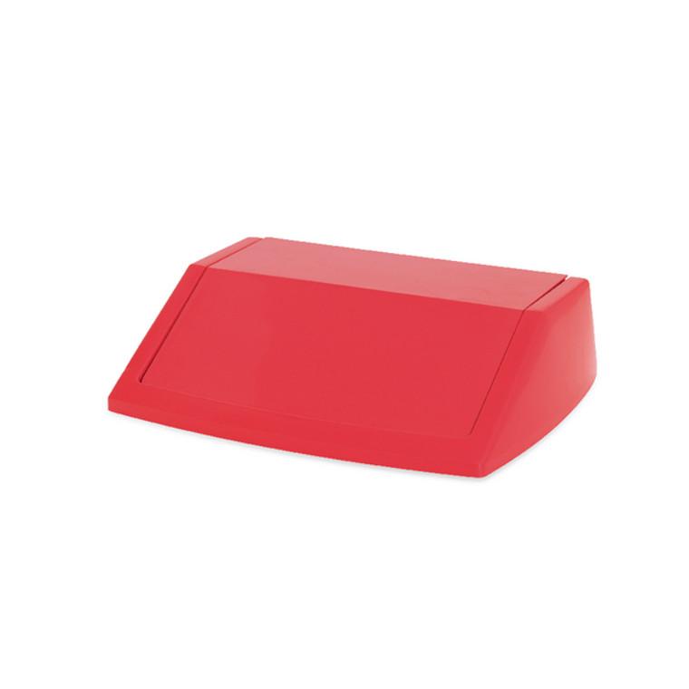 AG13882 Addis 60 Litre Fliptop Bin Lid Red 512568