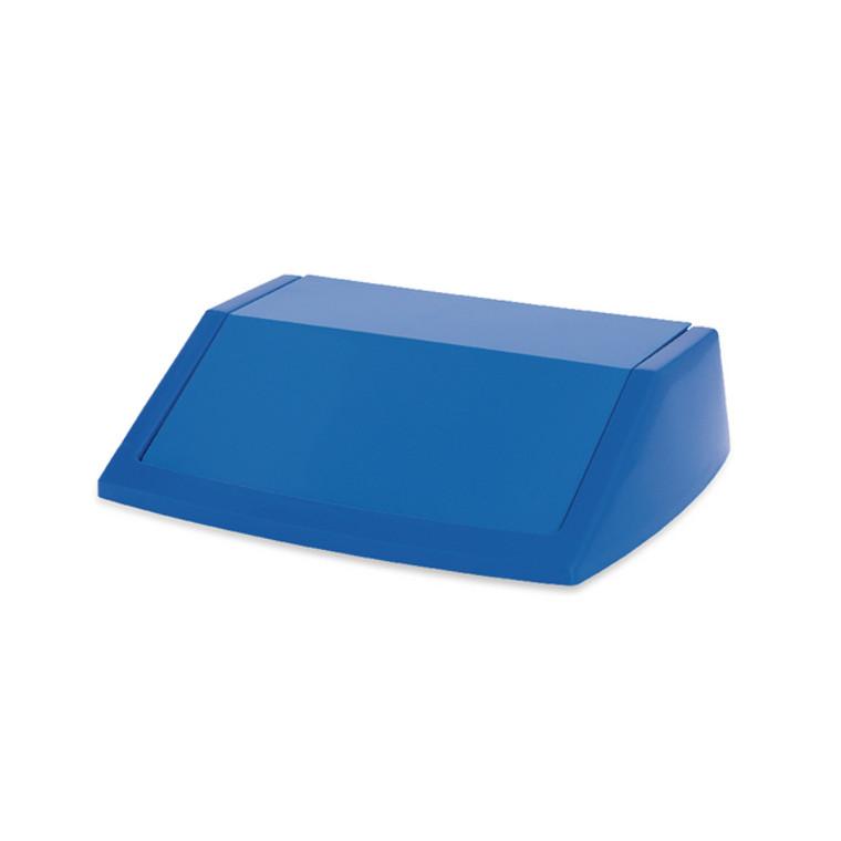 AG13886 Addis 60 Litre Fliptop Bin Lid Blue 512570
