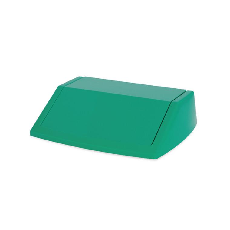 AG13888 Addis 60 Litre Fliptop Bin Lid Green 512571