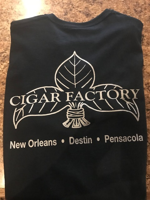 Cigar Factory Shirt (Black)