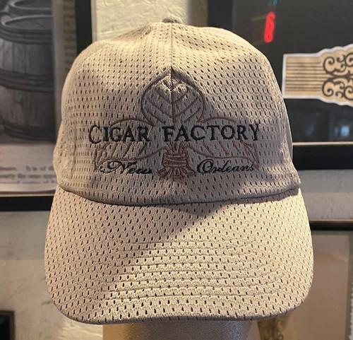 Cigar Factory Brown Hat