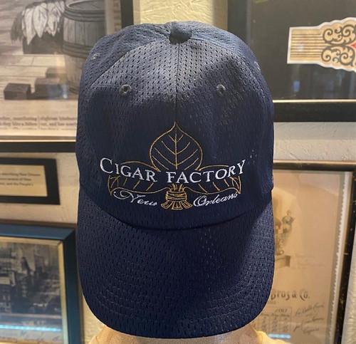 Cigar Factory Blue Hat