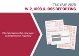 2020 Tax Products are here. Check out our tax catalog
