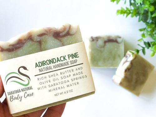 Adirondack Pine Soap