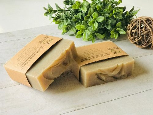 Gentleman's Face and Body Soap *Moisturizing