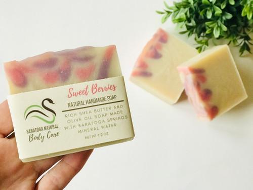 Sweet Berries Soap