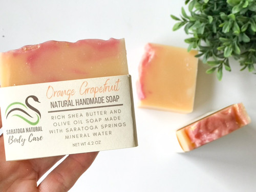 Orange Grapefruit Soap