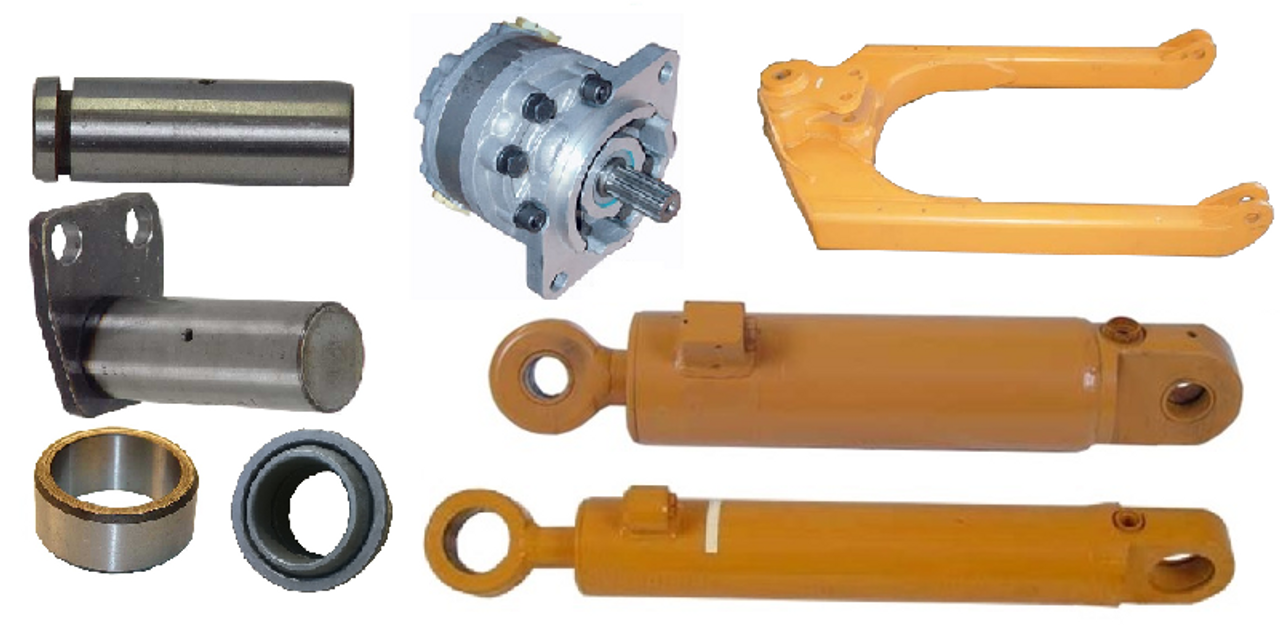 Case Parts Online | Case Dozer Parts | Case Equipment Parts