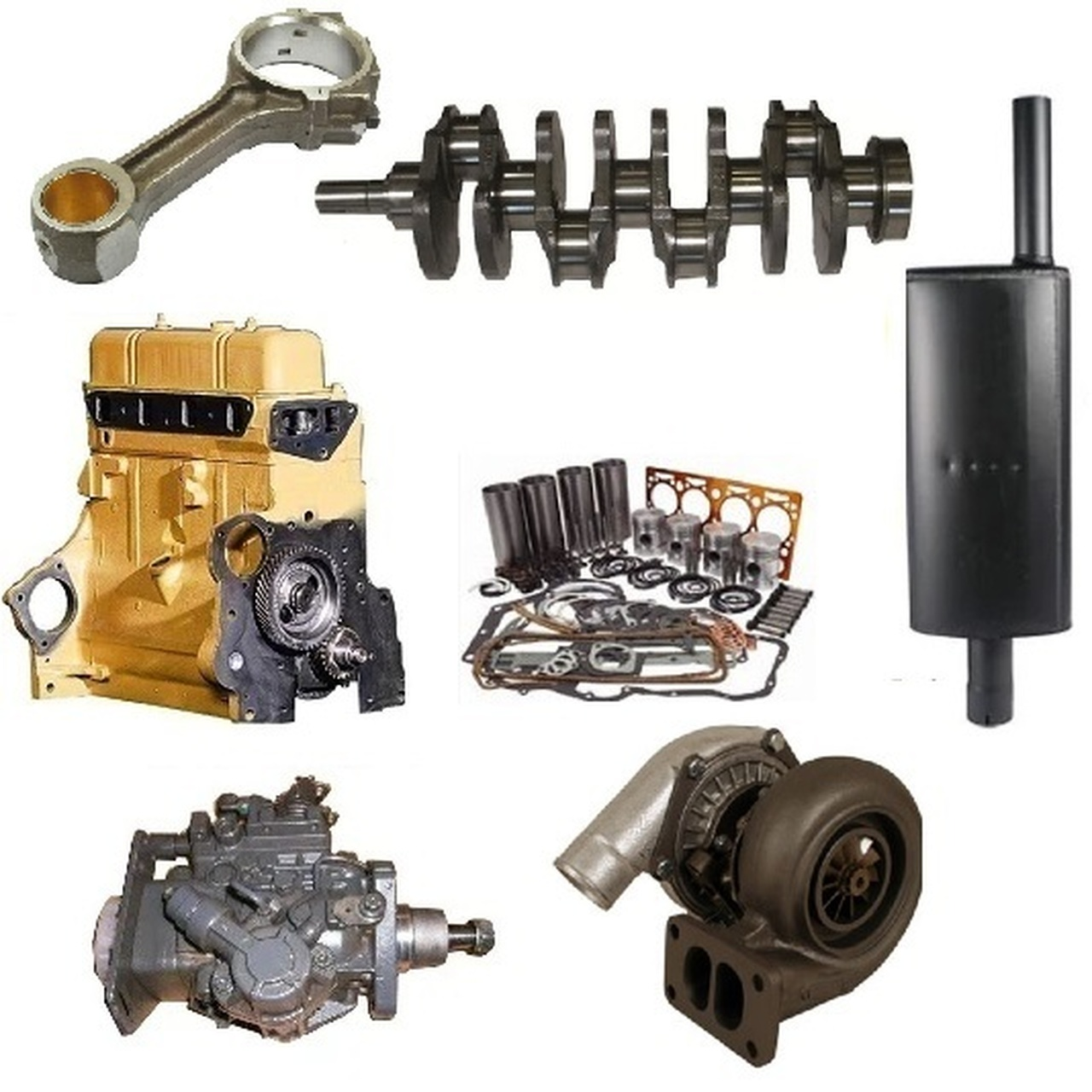 Engine and Fuel System