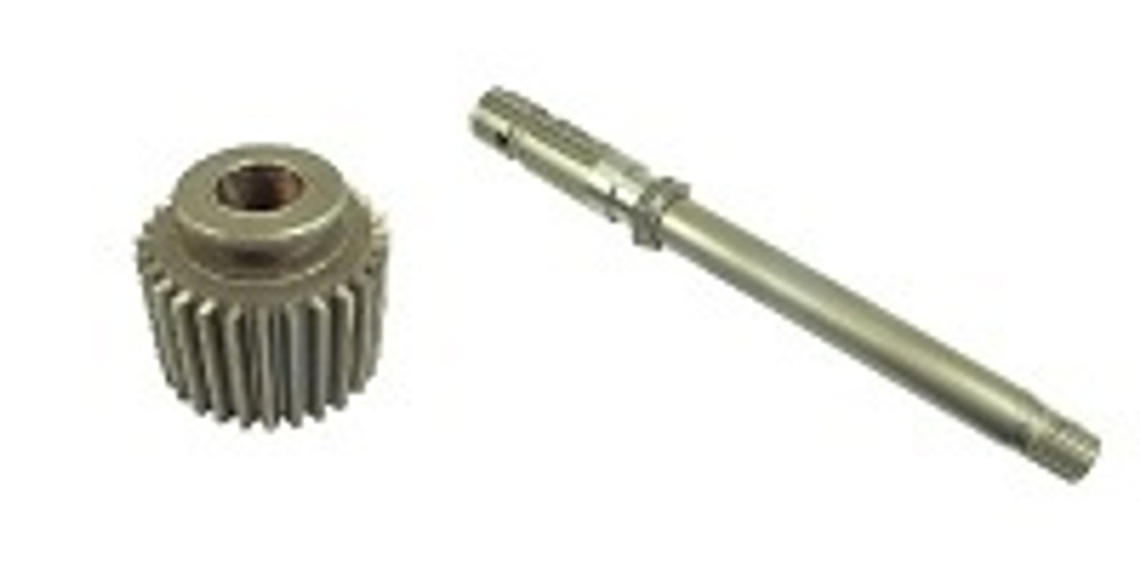 Transmission Shafts and Gears