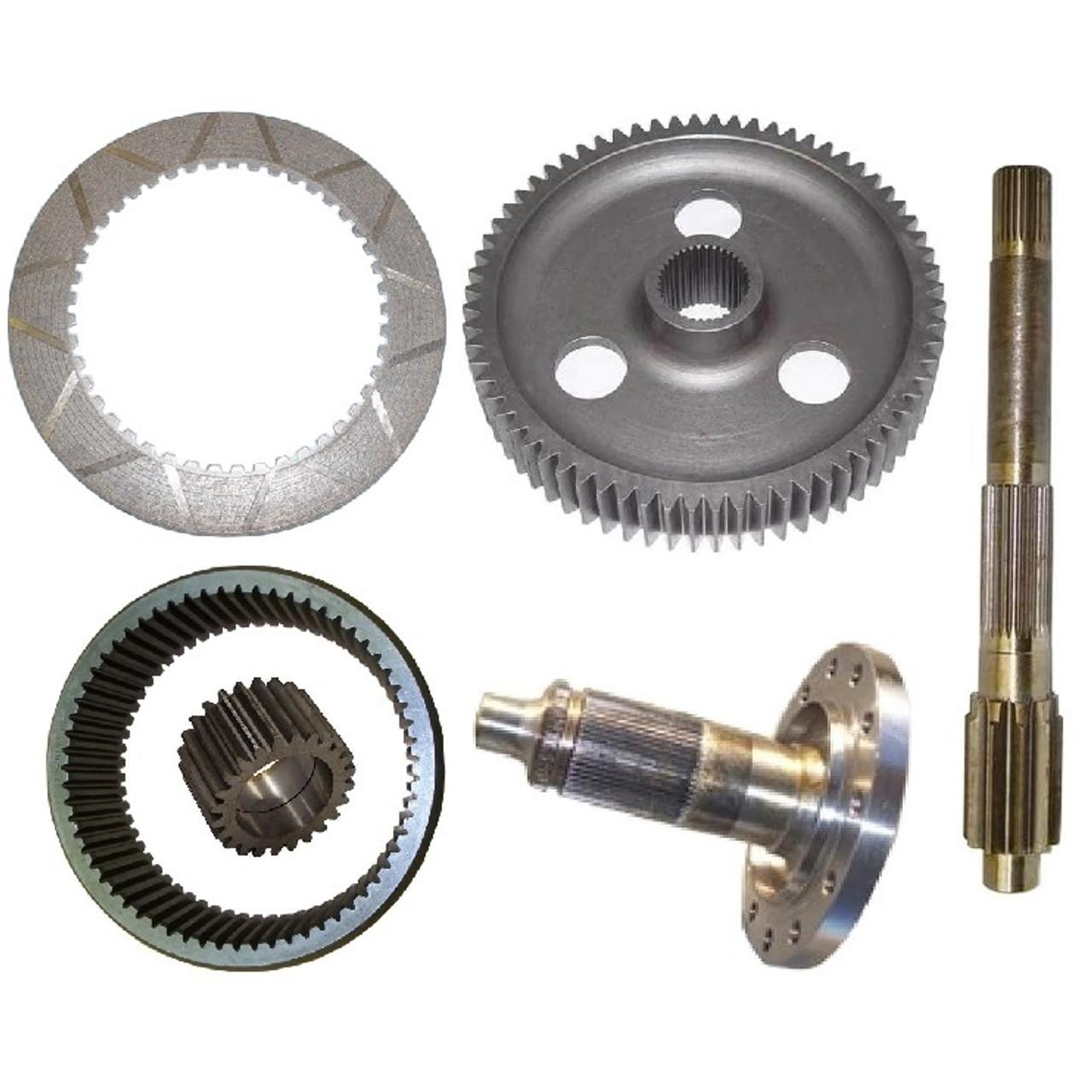 Dresser & International Harvester Parts | Dozer Parts at