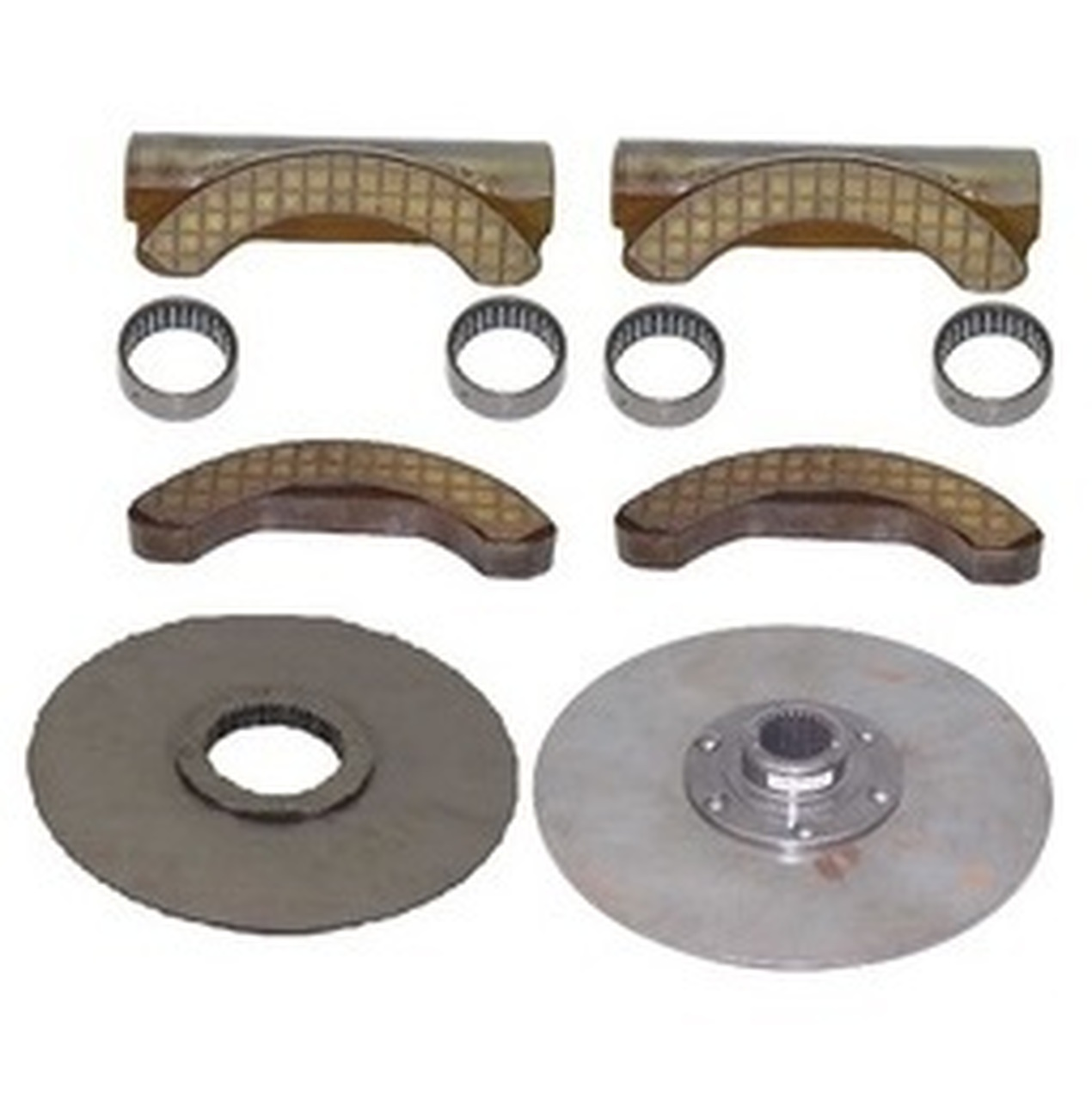 Brake Shoes and Pads