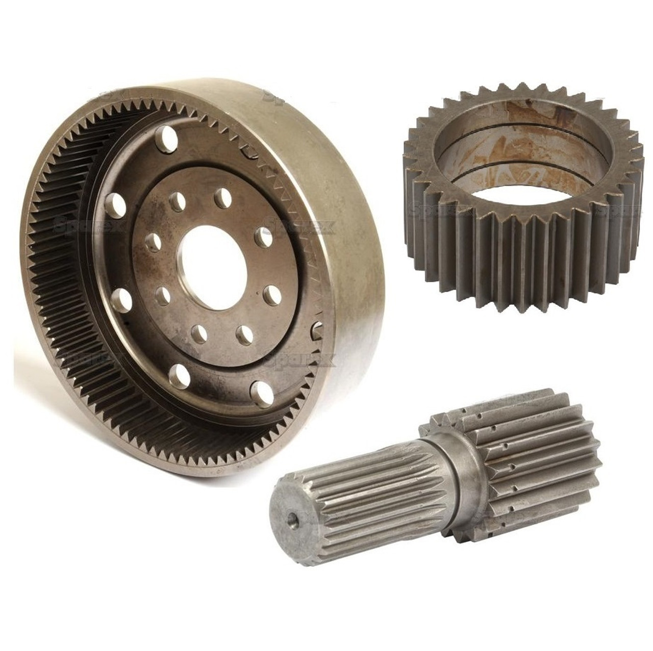 4WD Front Axle Parts