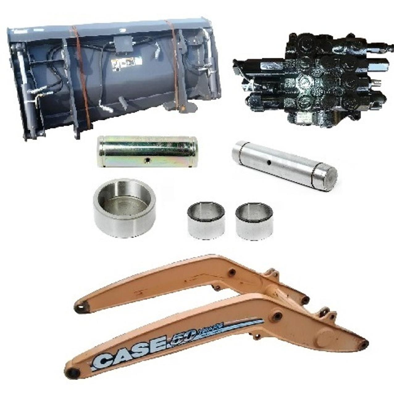 Case Backhoe Parts | Used Case Backhoe Parts | BrokenTractor com