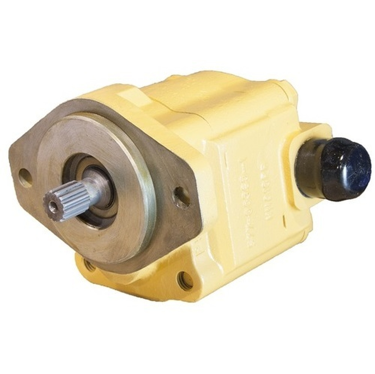 Backhoe Hydraulic Pump