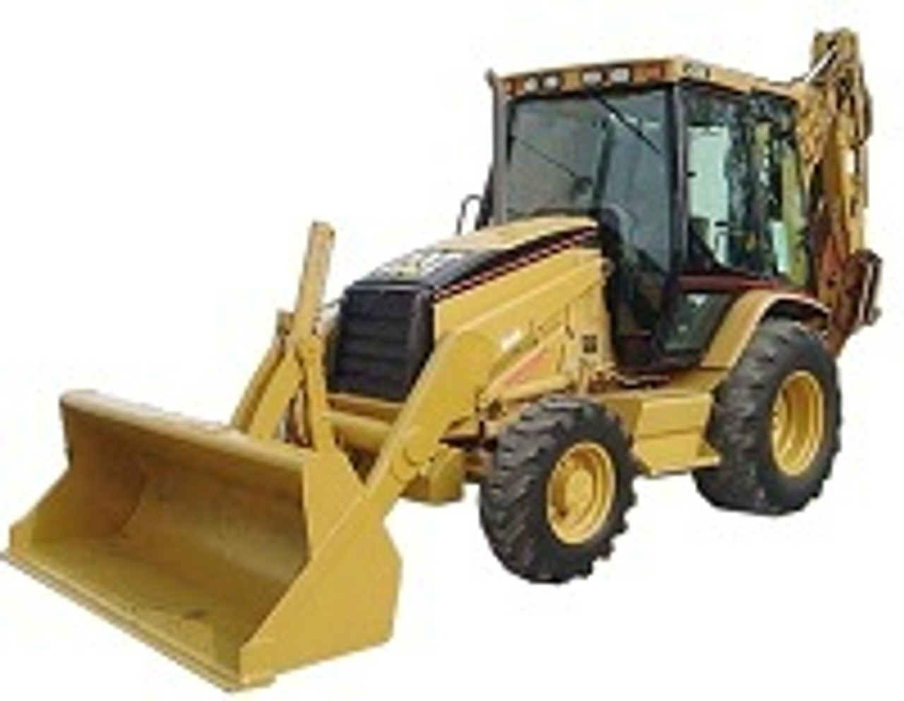 Cat Backhoe Pins and Bushings