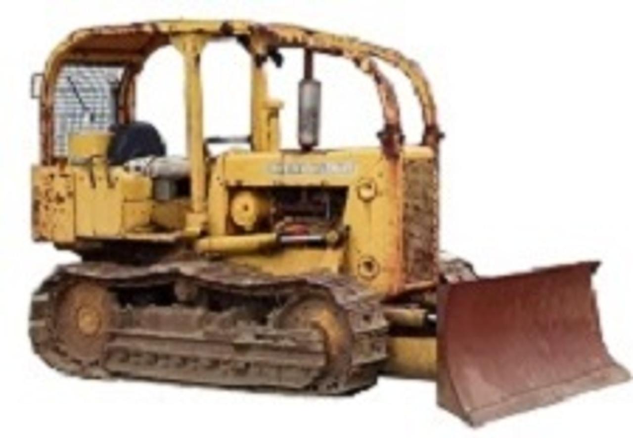TD8, TD8C, TD8E Blade Parts