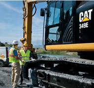 Find Caterpillar Wheel Loader and Excavator Parts at Broken Tractor