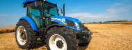 Are Ford and New Holland the Same Company?