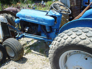 Find Your 1965 and Newer Ford Tractor Parts at Broken Tractor