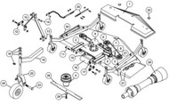 Get parts for your King Kutter finish mower