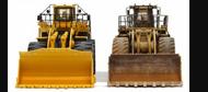 Komatsu vs Caterpillar Excavators