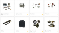 Aftermarket Tractor Parts at Broken Tractor