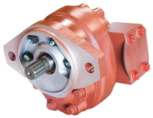 Hydraulic Pump (Updated Style)*If you have old style, Must also purchase from Deere Dealer:(1) AT75762 - Oil Line(1) T59014 - O-Ring(4) 19H2855 - Cap Screw -- AT41452