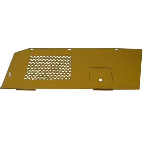 IH Dresser TD8C, TD8E Dozer Right Engine Side Shield -- 622471C91