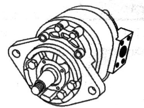 Hydraulic Pump  (18 GPM) -- 544708R92