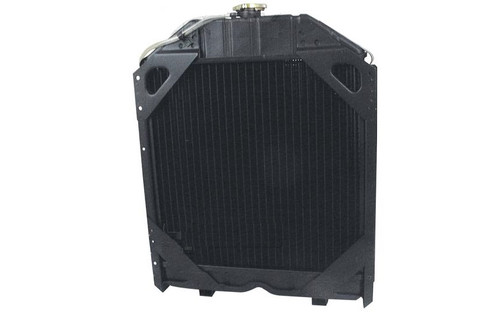 Long Tractor Radiator -- TX10440