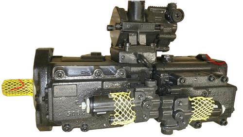 Kobelco / New Holland Hydraulic Pump (NEW OEM) -- YB10V00005F1