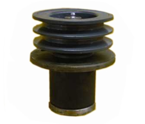 Spindle Assembly (Double Pulley) -- 502304