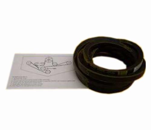 """King Kutter 4' Mower - Standard Belt (112"""" Long) (Does Not Fit """"XB"""" Model Mowers) -- 167112"""