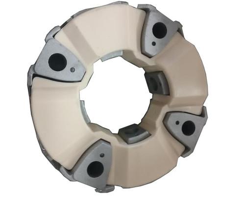 Kobelco Hydraulic Pump Coupler -- 2418R139F3