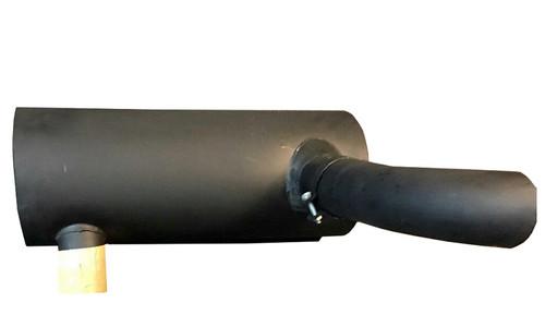 Kobelco Excavator Muffler -- YN12PU0003P1  SK200, SK210, SK220, SK250, LC