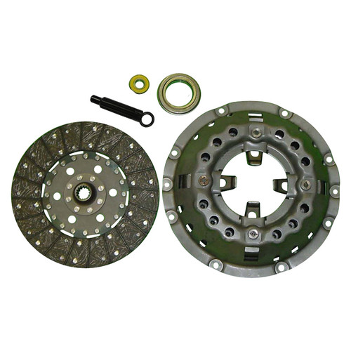 Ford Tractor Clutch Replacement | Tractor Pressure Plate
