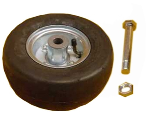 """Tire and Wheel Assembly (3.00"""" x 8"""" Air Filled)  -- 502015"""