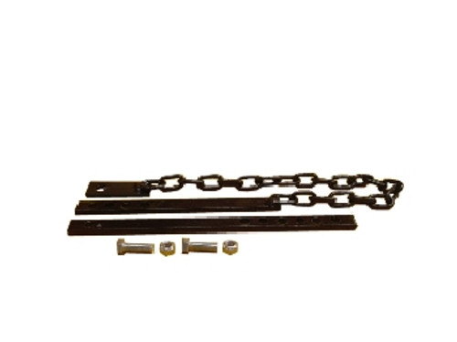 King Kutter Mower Chain Assembly and Anchor Bar with Bolts -- 502690