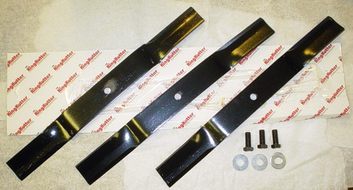 "Blade Set with Bolts (16"" Blade, 1/2"" Hole) -- 502316"
