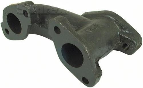 Kubota L1500, L175, L185 Exhaust Manifold -- 15221-12310