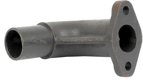 Kubota Tractor Exhaust Elbow -- 15221-12320