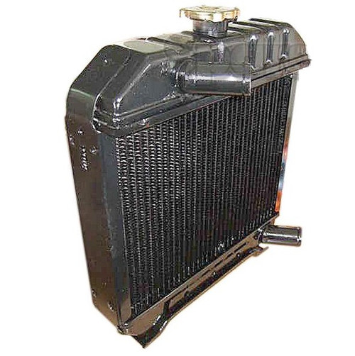 Kubota Tractor Radiator M5500, M5500DT, M7500, M7500ACL, M7500DT, M7500DTACL -- 15453-72060