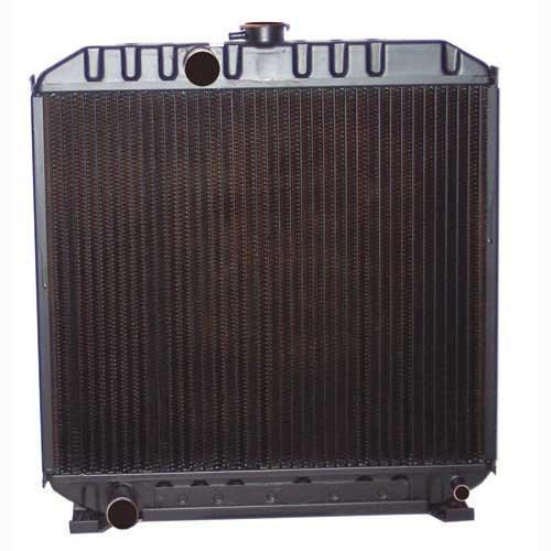 Kubota Tractor Radiator -- 17393-72062