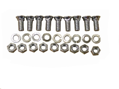 "Rear Blade Bolt Set -  (9)  5/8"" x 1 3/4""  -- 503001"