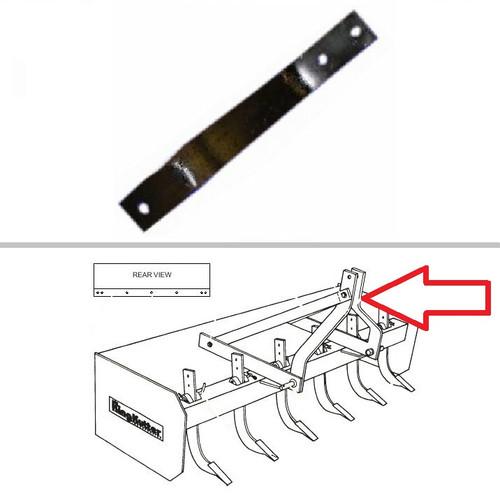 King Kutter Grader Box Lift Arm -- 330003