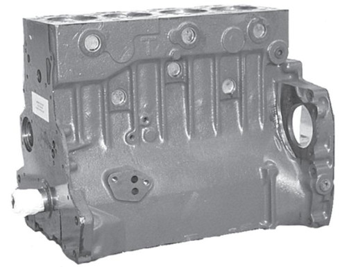 4-cylinder Short Block (NEW) 