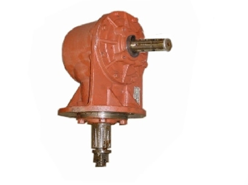 60-Hp Gearbox