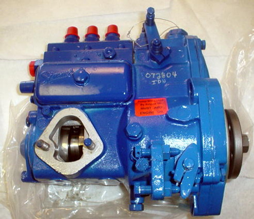 Ford Tractor Inline Fuel Injection Pump (Rebuilt) -- C5NE9A543K