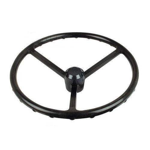 "Kubota Steering Wheel (15"", Keyed) -- 32150-16803"